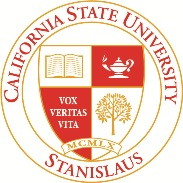 California State University, Stanislaus Logo